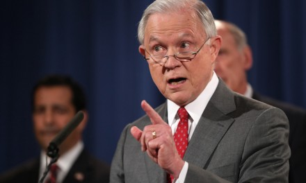 Sessions: DOJ 'reviewing' subpoena policy for media in classified leaks