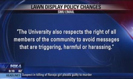 Texas Governor Urges SMU to Restore 9/11 Memorial; University Says No