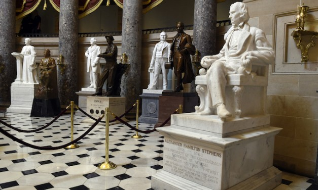An Army of Marble: The Left Slays Dead Confederates