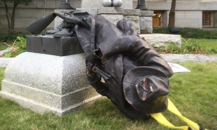 Confederate statues today, book burnings tomorrow