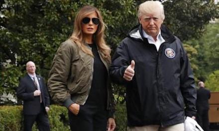 Trump Heads to Texas