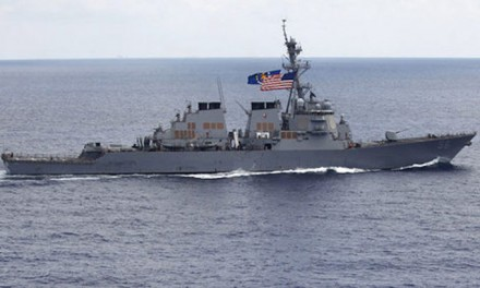 USS John S. McCain, oil tanker collision may have been intentional