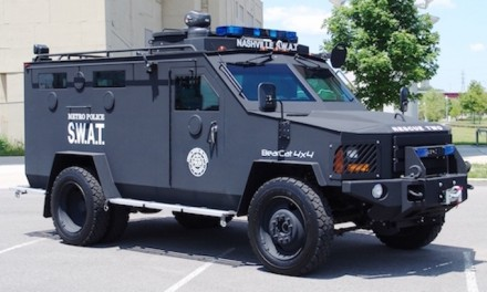It makes sense to let police use surplus military equipment to help keep us safe