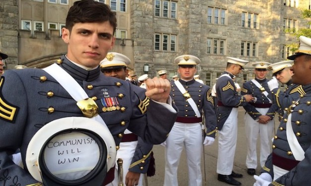 Convicted traitor Chelsea Manning inspired West Point graduate to communism