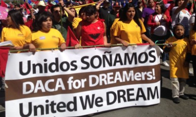 Democrats announce expanded Dream Act for illegals