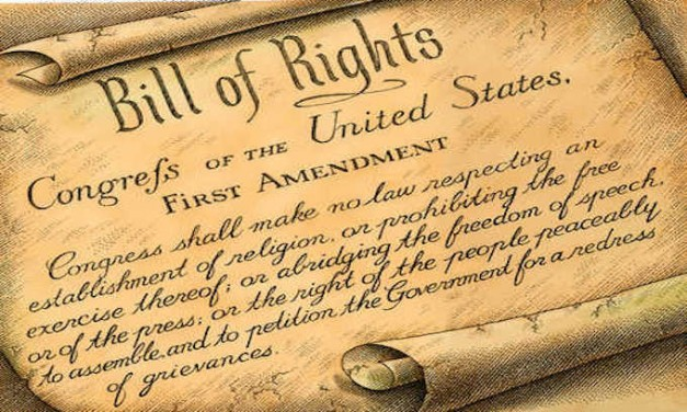 Survey: 37 percent of Americans can't name any of the rights guaranteed by First Amendment
