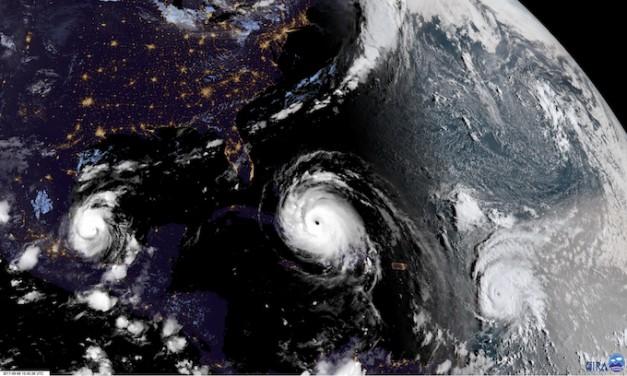 Forecasters reverse course, predict below-average 2018 hurricane season