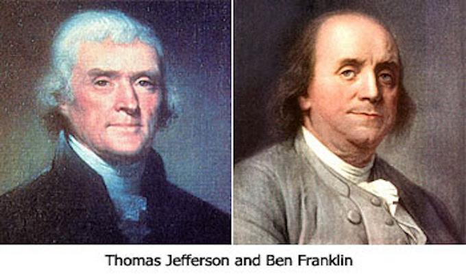 Dallas school district may rename schools honoring Ben Franklin, Thomas Jefferson