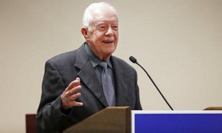 Jimmy Carter, wrong on Donald Trump once again
