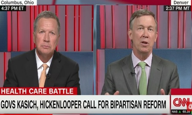Kasich joins Democrat to tell Trump to give up on 'trade war'