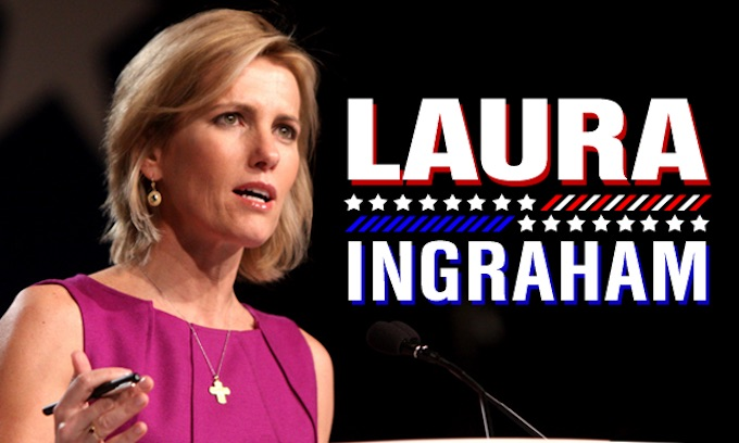 Fox News steps up for Laura Ingraham in Hogg controversy