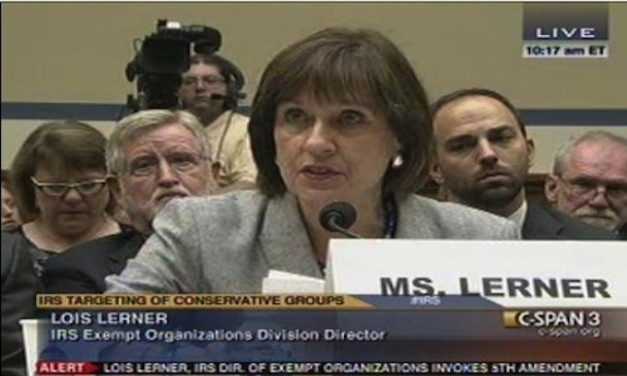 DOJ: No plans to charge Lois Lerner in IRS scandal