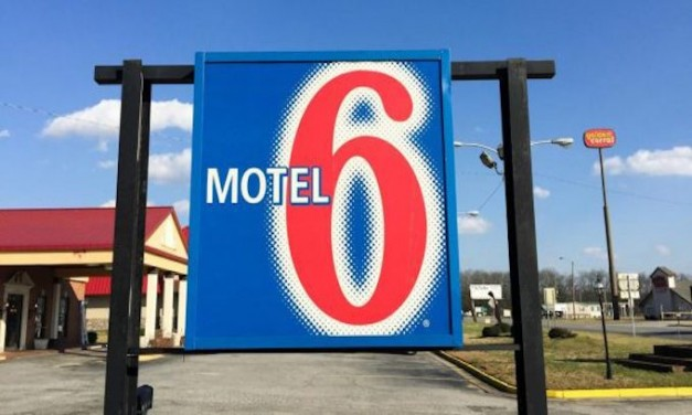 What? Now there's a 'sanctuary' motel?