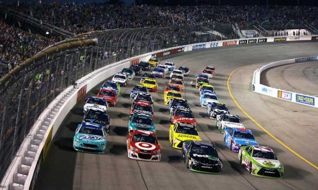 NASCAR makes a push for 'diversity'