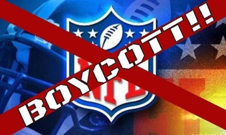 Here comes the NFL boycott