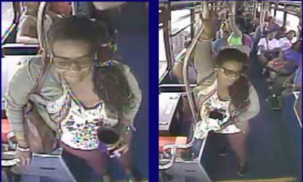 D.C. woman dumps cup of urine on bus driver