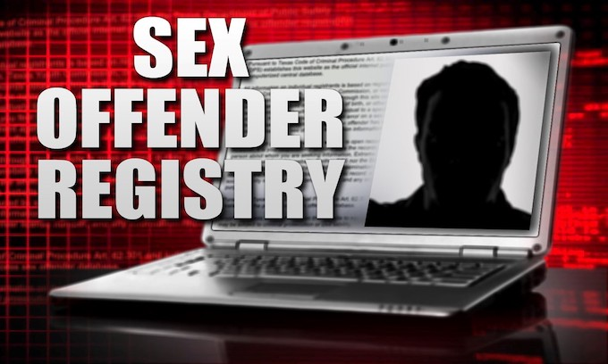Sex offender registry attacked for violating constitutional rights of ex-offenders