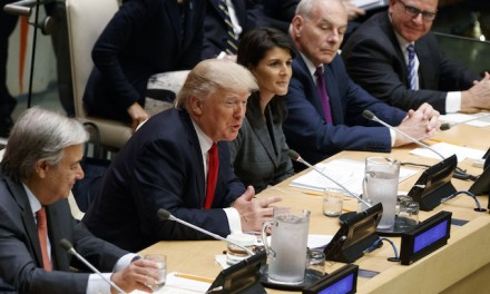 Trump calls for reform at United Nations
