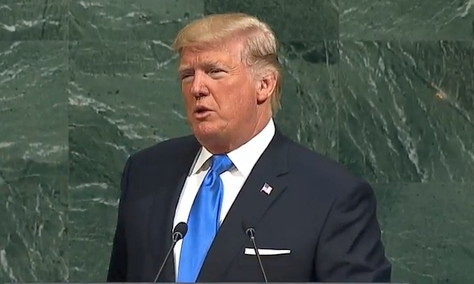 Donald Trump blasts 'Rocket Man' at United Nations; speaks of UN costs