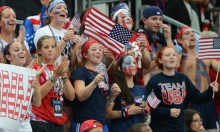 School Fears 'USA' Chant Could be Intolerant and Offensive
