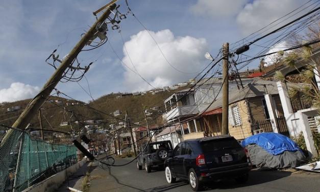 Trump declares emergencies for Virgin Islands, Puerto Rico as Maria advances