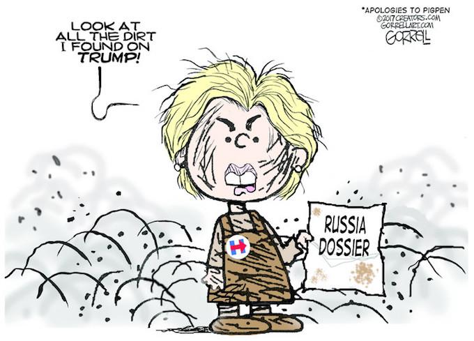 Dirty Hillary!