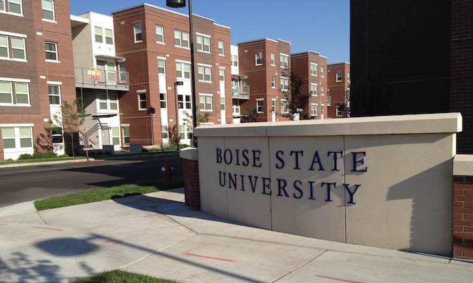 No Freedom of Thought Allowed at Boise State
