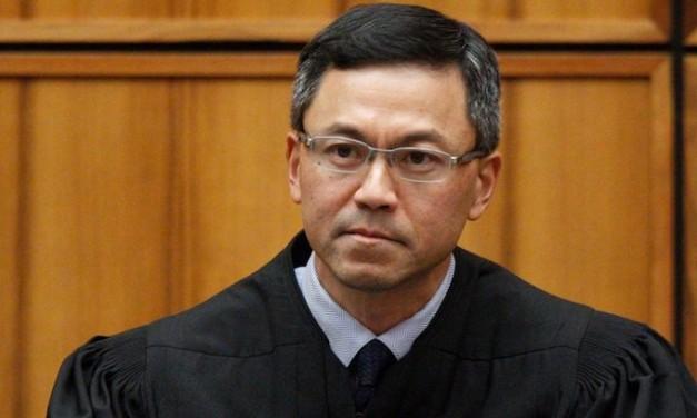 Judge blocks Trump's travel ban for third time