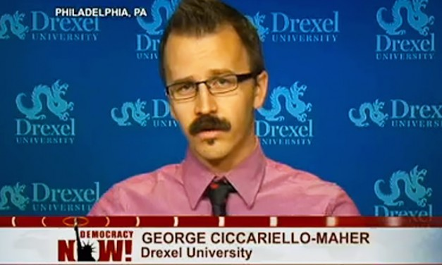 'White genocide' professor says he's been named visiting scholar at NYU