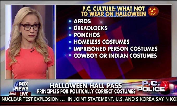 Academia's scary Halloween dress code