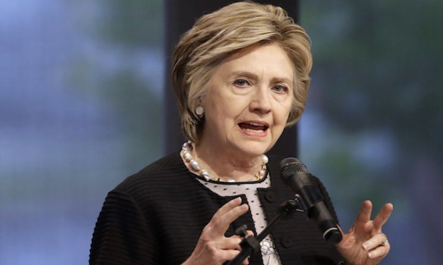 Hillary Clinton: Gun violence, climate change are 'real national emergencies'