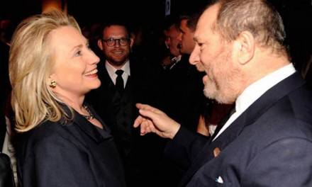 Clinton Foundation refuses to return six-figure donation from disgraced producer Harvey Weinstein