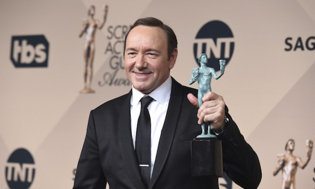 Hollywood hero Kevin Spacey arraigned on sex assault on 18 yr. old male