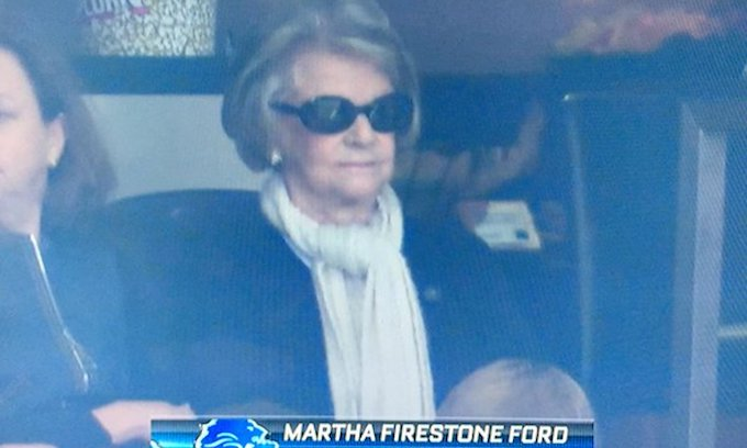 Detroit Lions owner promises to back player's agenda in return for standing up
