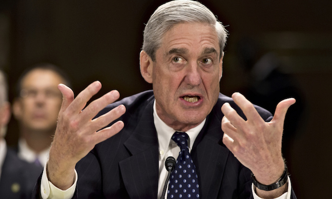 Mueller's credibility plunging as leftist staff exposed