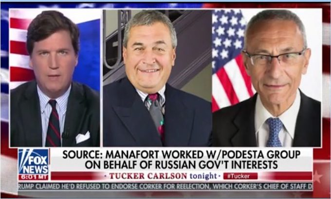 Democrat Lobbyist Tony Podesta steps down amid Mueller probe