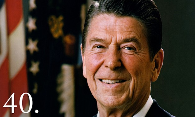 Reagan's lesson on immigration: Enforcement before amnesty