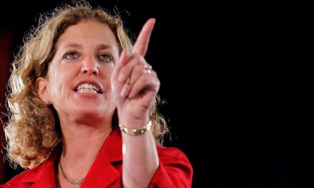 Wasserman Schultz blames Comey for Hillary's loss