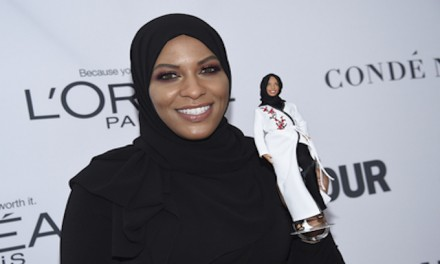 Mattel makes Barbie doll of hijab-wearing Olympian Ibtihaj Muhammad