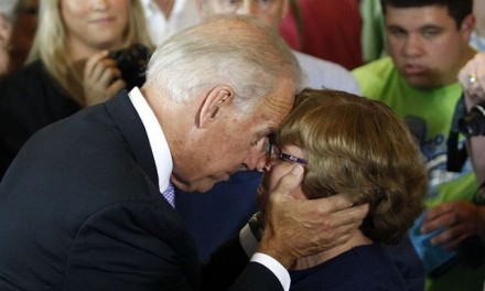 Joe Biden accused by second woman, Amy Lappos, of grabbing head, rubbing noses
