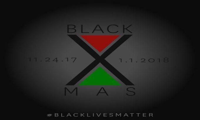 Black Lives Matter's 'BlackXmas'