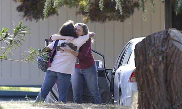 CA gunman had violent history, feuded with neighbors, grew pot