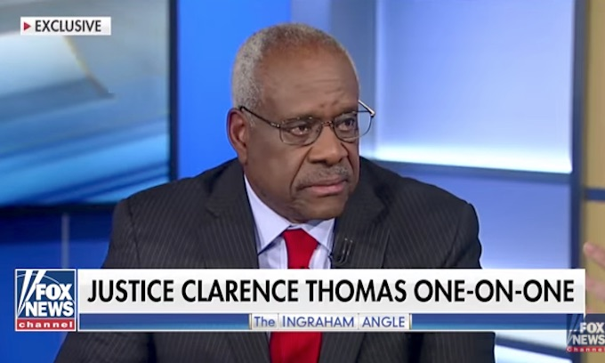 Justice Thomas offers fierce dissent as SC declines to hear gun case