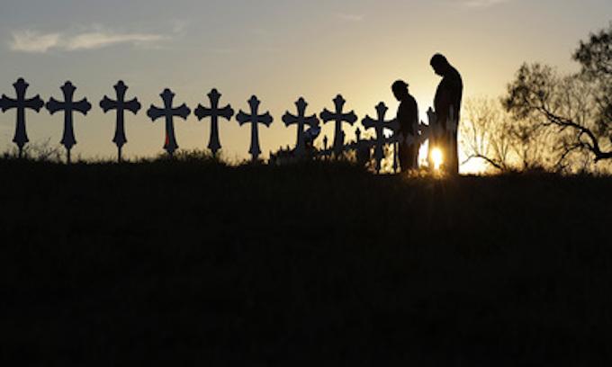 The Left Mocks Prayer as it Pushes Gun Control