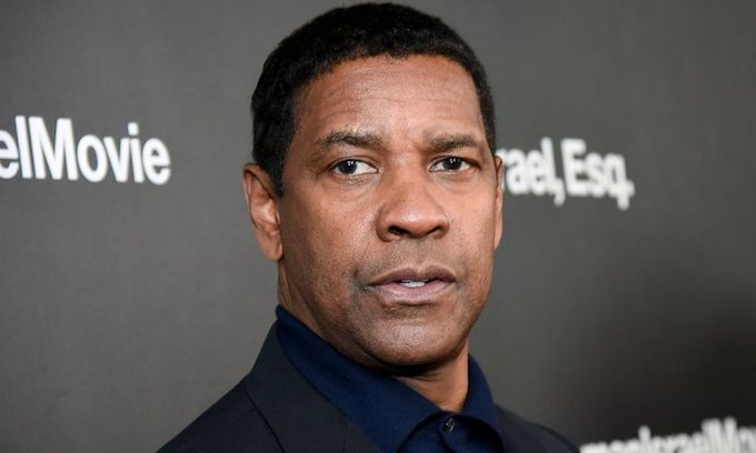 Denzel Washington on black incarceration: 'I can't blame the system; it starts in the home'