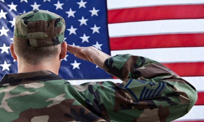 Thank a Veteran For Your Freedom!