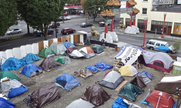 Homeless create unsafe conditions in downtown Portland leading to increased police patrols