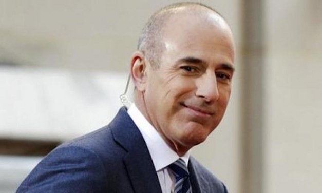 A rude, crude 2008 Matt Lauer roast has everyone talking