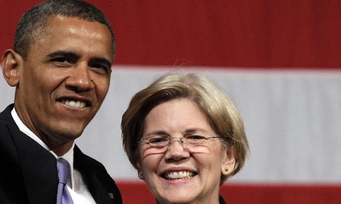 Warren, Obama using Texas tragedy to advance gun control agenda
