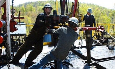 Booming oil and gas production makes holiday season bright